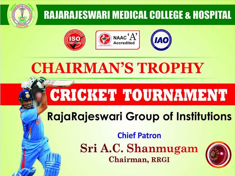 chairman trophy bnr