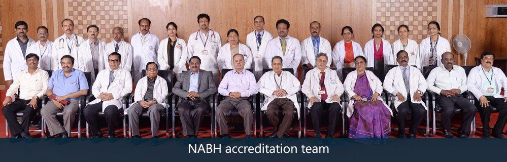NABH-Accreditation Team