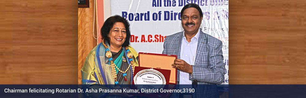 Dr asha prasannakumar