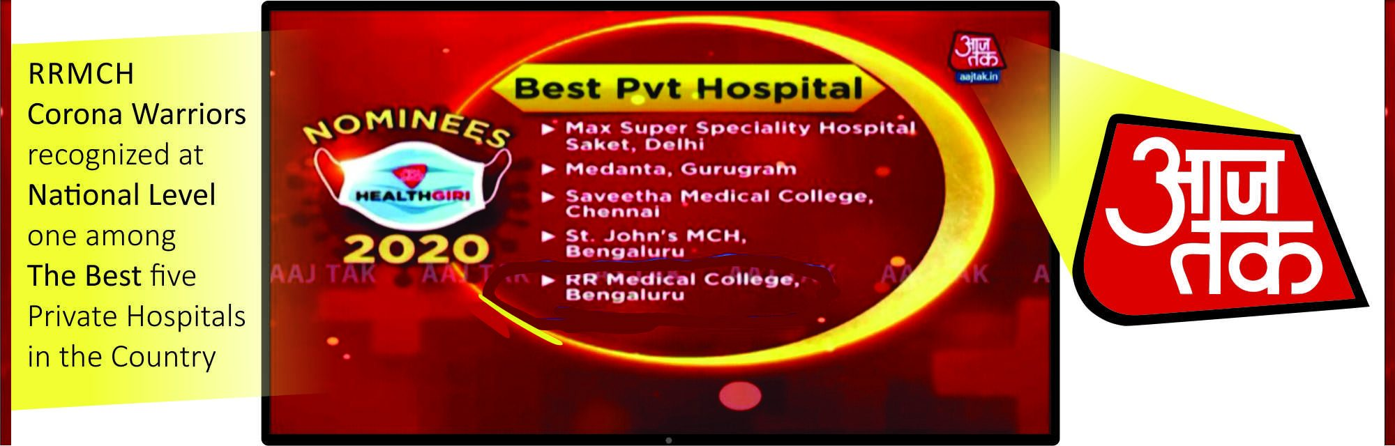 best-private-hospital AAJ TAK