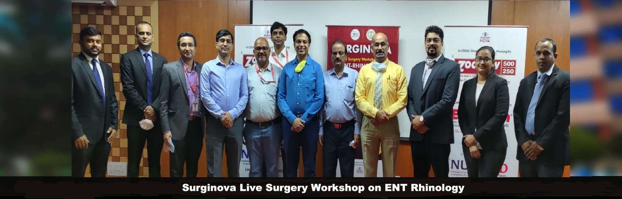 ENT Workshop