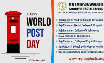 World Postal Day